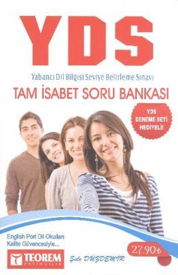 Teorem YDS Tam İsabet Soru Bankası Yds Deneme Hediyeli