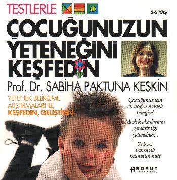 Testlerle Çocuğunuzun Yeteneğini Keşfedin!