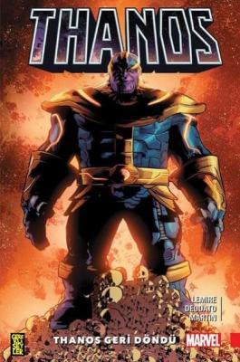 Thanos 1-Thanos Geri Döndü