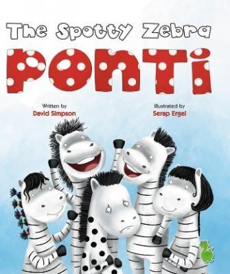 The Spotty Zebra Ponti