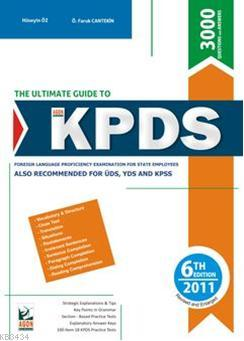 The Ultimate Guide toKPDS, İngilizce