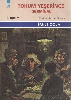 Tohum Yeşerince 'Germinal',Emile Zola