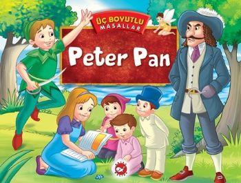Üç Boyutlu Masallar Peter Pan (Ciltli)