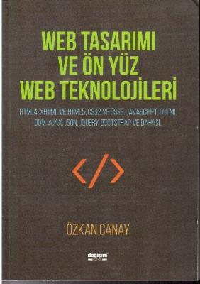 Web Tasarımı ve Ön Yüz Web Teknolojileri