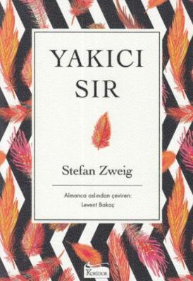 Yakıcı Sır K. Kapak Stefan Zweig