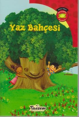 Yaz Bahçesi-Bilim Serisi Oku ve Öğren Mevsimler