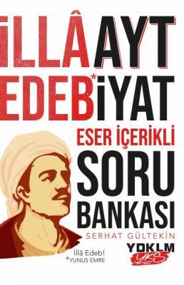 Yediiklim AYT Edebiyat Eser İçerikli Soru Bankası-YENİ