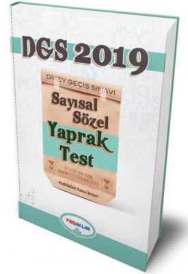 Yediiklim DGS Sayısal Sözel Çek Kopart Yaprak Test-YENİ