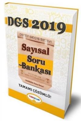Yediiklim DGS Sayısal Tamamı Çözümlü Soru Bankası-YENİ