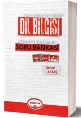 Yediiklim Tüm Sınavlar İçin Dil Bilgisi Tamamı Çözümlü Soru Bankası-YENİ