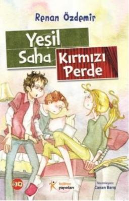 Yeşil Saha - Kırmızı Perde,Renan Özdemir