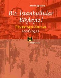 Biz İstanbullular Böyleyiz ! %45 indirimli