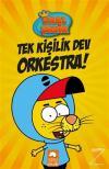 Tek Kişilik Dev Orkestra - Kral Şakir 1 (Ciltli)