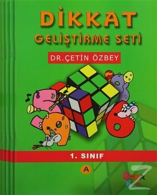 1. Sınıf Dikkat Geliştirme Seti (5 Kitap)