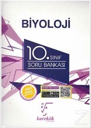 10. Sınıf Biyoloji Soru Bankası Kolektif