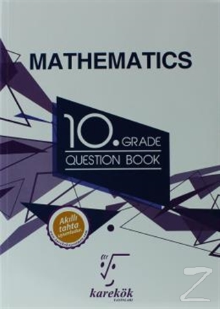 10. th Grade Mathematics Question Book