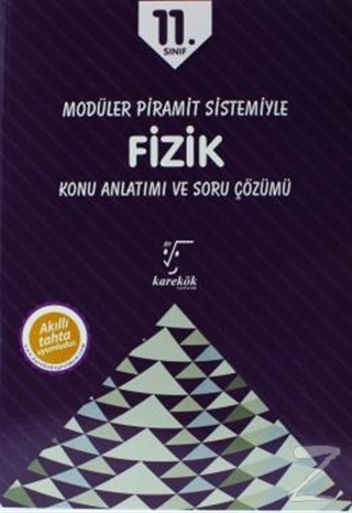 11. Sınıf Modüler Piramit Sistemiyle Fizik Konu Anlatımı ve Soru Çözümü