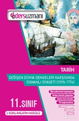 11. Sınıf Tarih Ders Fasikülleri (6 Sayı)
