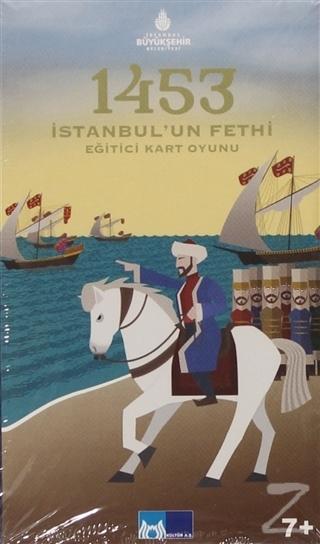 1453 İstanbu'un Fethi Eğitici Kart Oyunu
