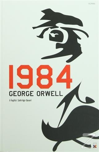 1984 - %24 indirimli  - George Orwell - Lis Basın Yayın  - Edebiyat -