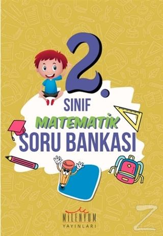 2. Sınıf Matematik Soru Bankası Kolektif