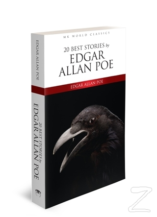 20 Best Stories By - Edgar Allan Poe - İngilizce Roman