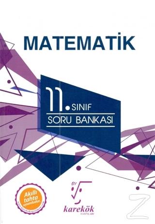 2018 11. Sınıf Matematik Soru Bankası