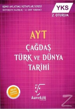 AYT Çağdaş Türk ve Dünya Tarihi YKS 2. Oturum