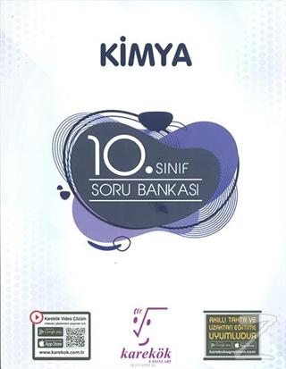 2020 10. Sınıf Kimya Soru Bankası