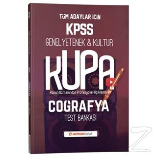 2020 KPSS Coğrafya Kupa Test Bankası