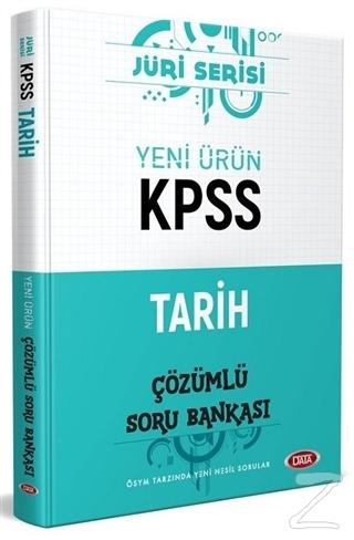 2020 KPSS Tarih Çözümlü Soru Bankası (Jüri Serisi)