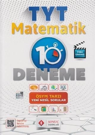 2020 TYT Matematik 10 Deneme