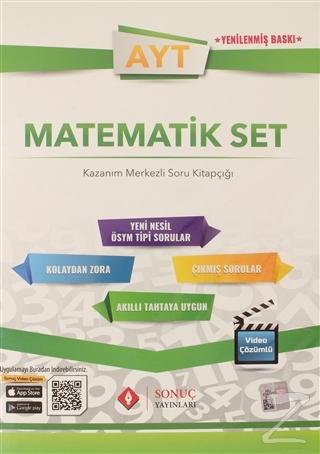 2021 AYT Matematik Set