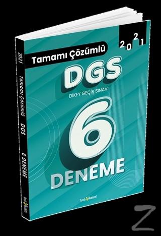 2021 DGS Tamamı Çözümlü 6 Deneme