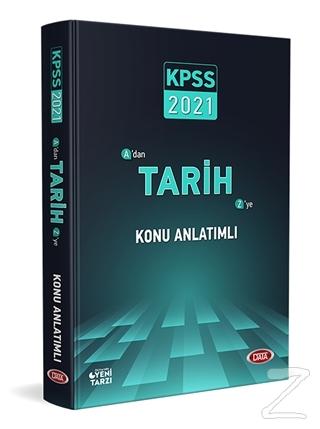 2021 KPSS A'dan Z'ye Tarih Konu Anlatımlı