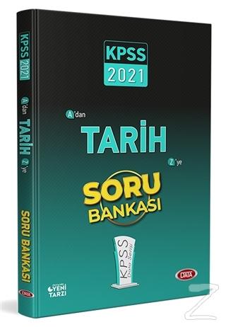 2021 KPSS Tarih Soru Bankası
