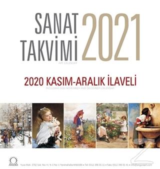 2021 Sanat Masa Takvimi