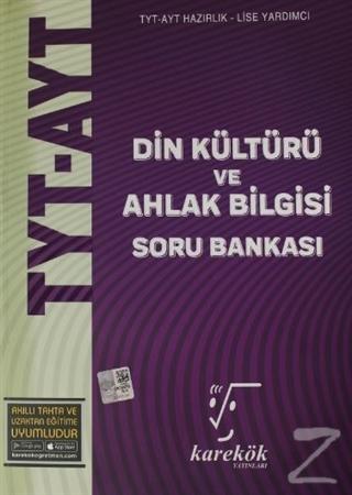 2021 TYT-AYT Din Kültürü ve Ahlak Bilgisi Soru Bankası