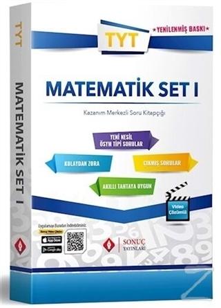 2022 TYT Matematik Moduler Set-1