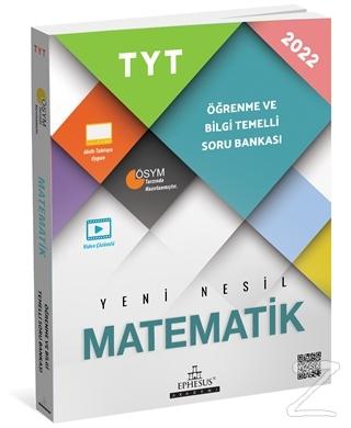 2022 TYT Matematik Öğrenme ve Bilgi Temelli Soru Bankası
