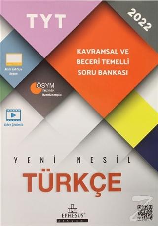 2022 TYT Türkçe Kavramsal ve Beceri Temelli Soru Bankası