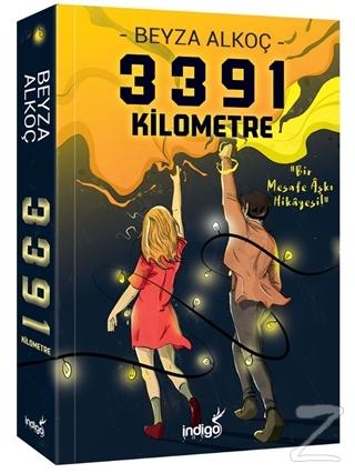 3391 Kilometre (Ciltsiz)