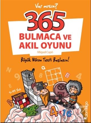 365 Bulmaca ve Akıl Oyunu