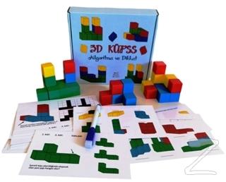 3D Küpss - Algoritma ve Dikkat