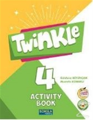 4.Sınıf Activity Book Twinkle 2020