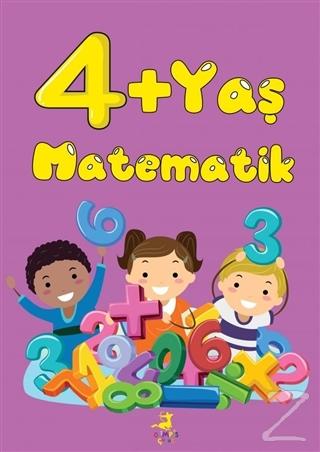 4+ Yaş Matematik
