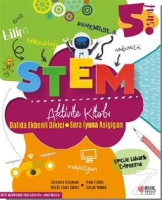 5. Sınıf STEM Aktivite Kitabı