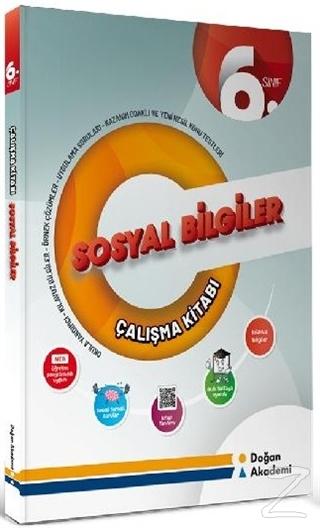 6. Sınıf Sosyal Bilgiler Çalışma Kitabı