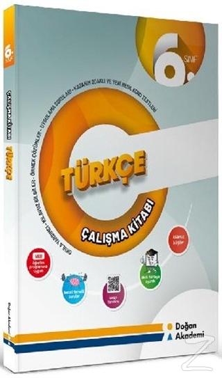 6. Sınıf Türkçe Çalışma Kitabı