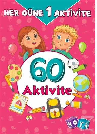 60 Aktivite - Her Güne Bir Aktivite